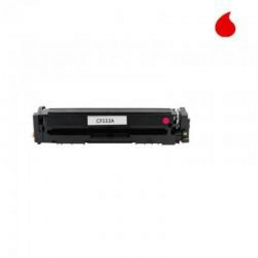 CF533A / 205A TONER GENERICO COMPATIBLE CON HP MAGENTA 900PAG.