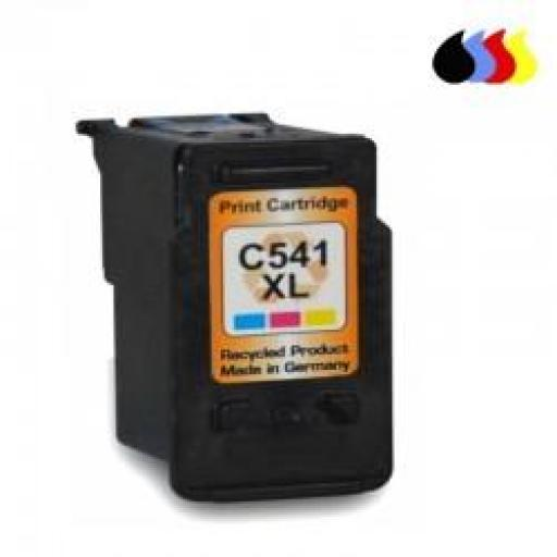 CL-541XL CARTUCHO RECICLADO CANON COLOR (CL541XL) 21 ML [0]