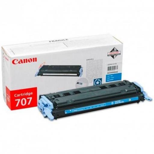 Toner Original CANON CRG707M Magenta