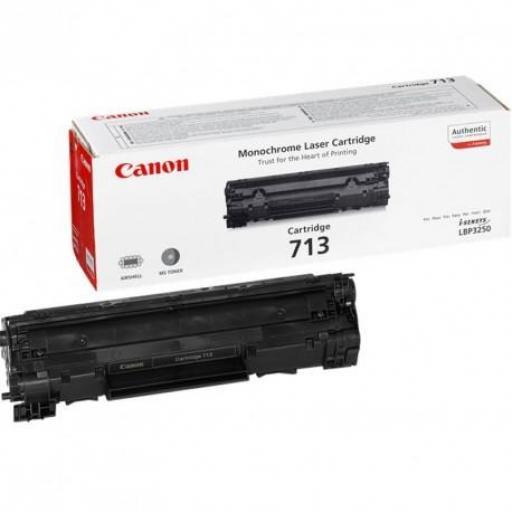 Toner Original CANON CRG713 Negro - CRG713