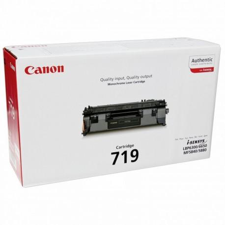 Toner Original CANON 3479B002 Negro - CRG719BK