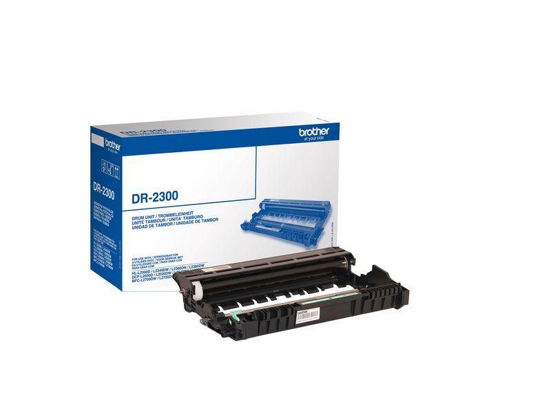 BROTHER Tambor Laser DR-2300 Negro DR2300