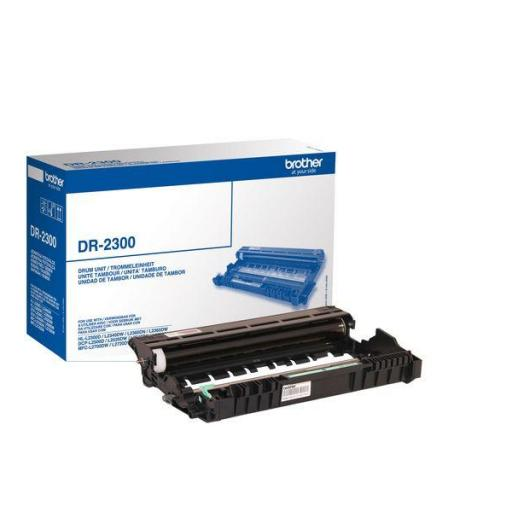 BROTHER Tambor Laser DR-2300 Negro DR2300