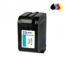 C1823A CARTUCHO RECICLADO COMPATIBLE CON HP COLOR (N 23) 3X14 ML