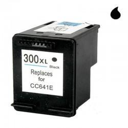 CC641EE CARTUCHO RECICLADO COMPATIBLE CON HP NEGRO (N 300XLBK) 19 ML