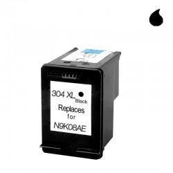 N9K08AE CARTUCHO RECICLADO HP NEGRO N 304XLBK (18 ml)