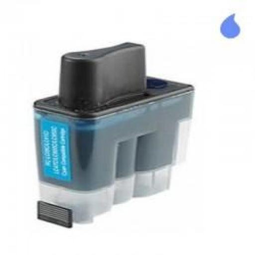 LC-900/LC-950C CARTUCHO GENERICO BROTHER CYAN 17,5 ML