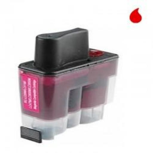 LC-900/LC-950M CARTUCHO GENERICO BROTHER MAGENTA 17,5 ML