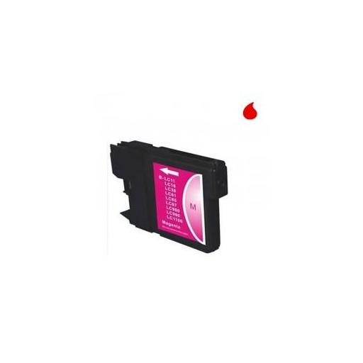 LC-980/LC-1100M CARTUCHO GENERICO BROTHER MAGENTA (LC980/LC1100M) 20 ML
