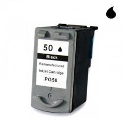 PG-50 CARTUCHO RECICLADO CANON NEGRO (PG50) 20 ML