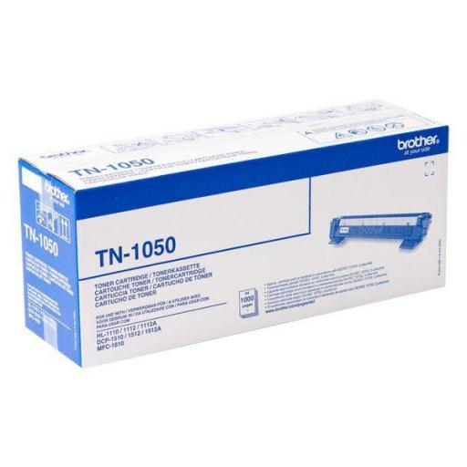 BROTHER Toner Laser TN-1050 Negro 1.000pg TN1050  [0]