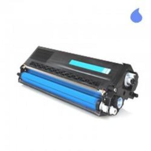 TN135C TONER GENERICO BROTHER CYAN (TN-135C) 4.000 PAG.