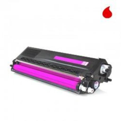 TN135M TONER GENERICO BROTHER MAGENTA (TN-135M) 4.000 PAG. [0]