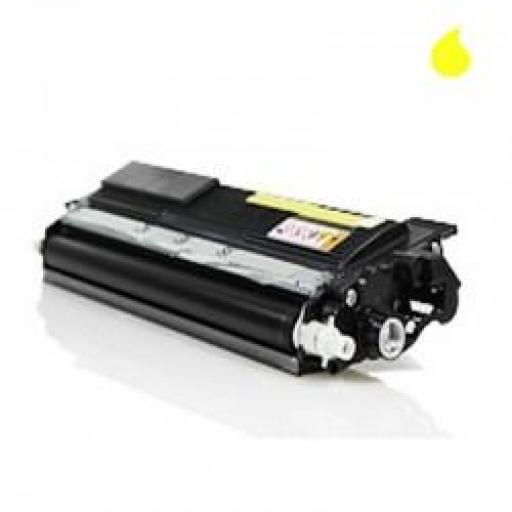 TN230Y TONER GENERICO BROTHER AMARILLO (TN-230Y) 1.400 PAG.