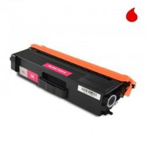 TN326/336M TONER GENERICO BROTHER MAGENTA (TN-326/336M) 3.500 PAG.