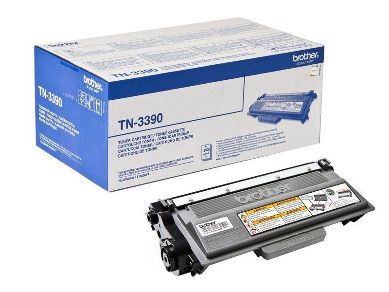 BROTHER Toner Laser Negro TN3380