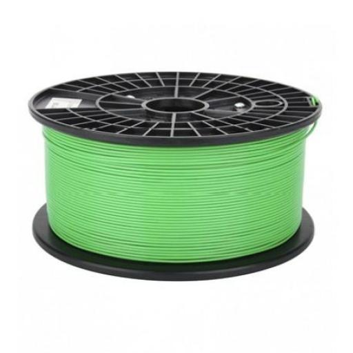 3D-GOLD Filamento ABS 1.75mm 1 Kg Verde Referencia