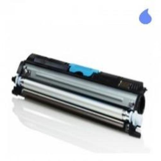 C1600C TONER EPSON GENERICO ACULASER CYAN (CX16/C13S050556) 2.700 PAG.