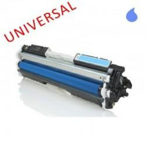 CE311A/CF351A UNIVERSAL TONER GENERICO HP CYAN 1.000 PAG.