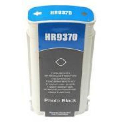 HP 72 Negro Photo Cartucho de Tinta Generico - Reemplaza C9370A 130ml