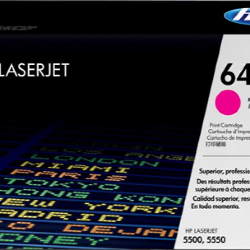 HP Toner Laser 645A Magenta C9733A