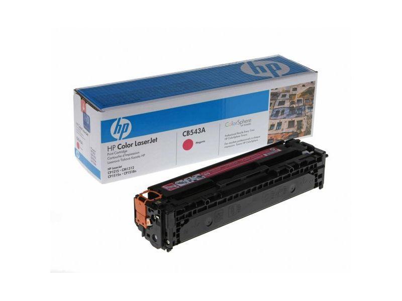 HP Toner Laser 125A Magenta CB543A