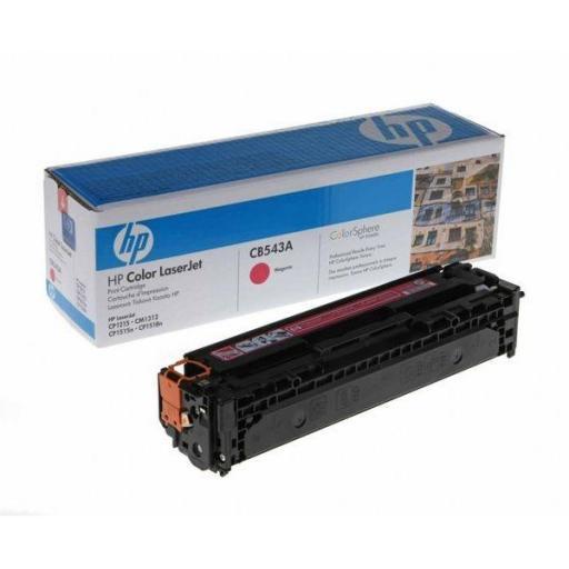 HP Toner Laser 125A Magenta CB543A  [0]