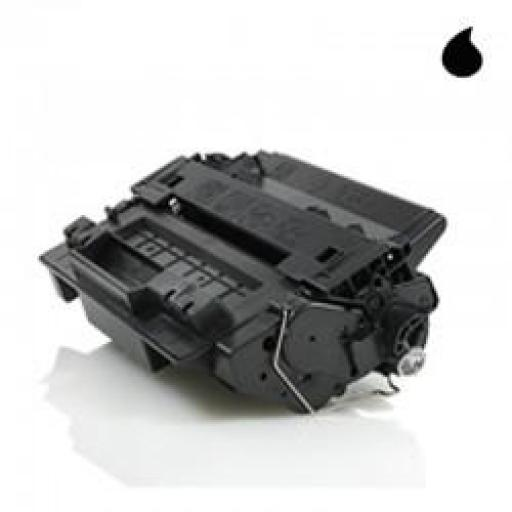 CE255X TONER GENERICO HP NEGRO (N 55X) 12.500 PAG.