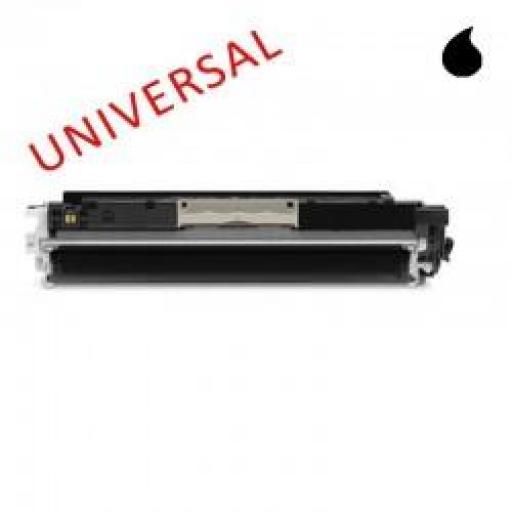 CE310A/CF350A UNIVERSAL TONER GENERICO HP NEGRO 1.200 PAG.