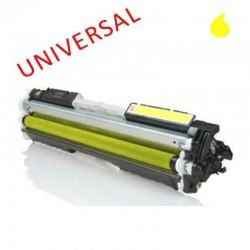 CE312A/CF352A UNIVERSAL TONER GENERICO HP AMARILLO 1.000 PAG.
