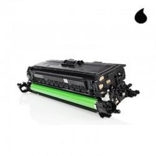 CE400X TONER HP GENERICO NEGRO (N507X) 11.000 PAG.)