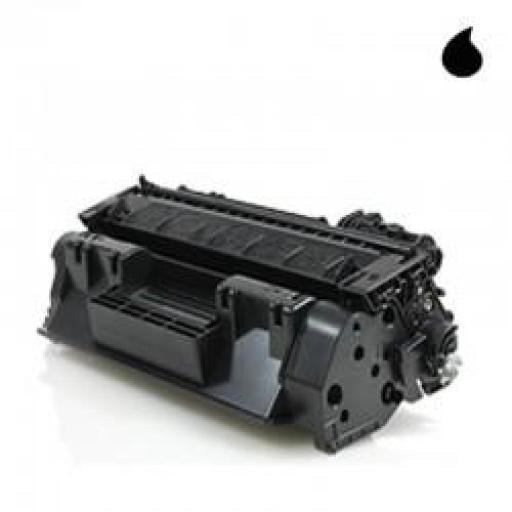 CE505X TONER GENERICO HP NEGRO (N 05X) 6.500 PAG.
