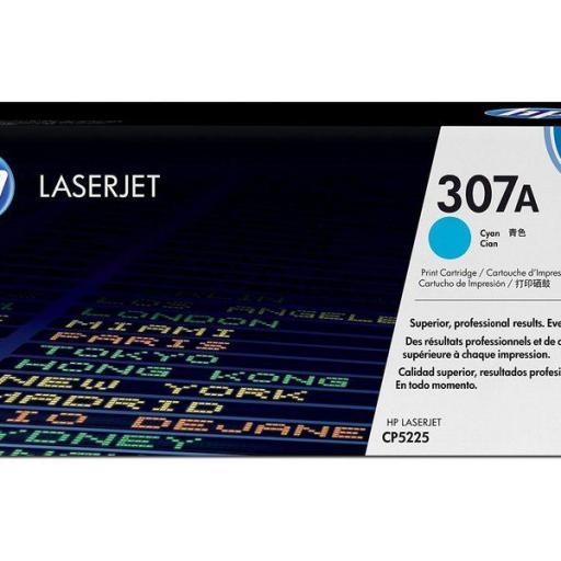 HP Toners Laser 307A Cyan CE741A