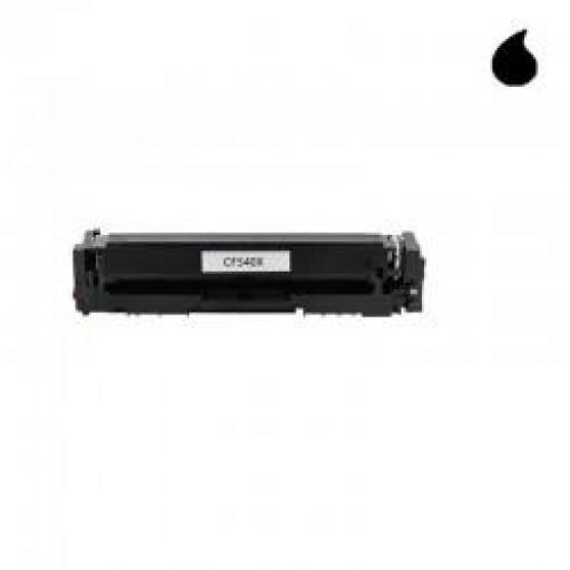 HP CF540X / 203X TONER GENERICO HP NEGRO 3.200 PAG.