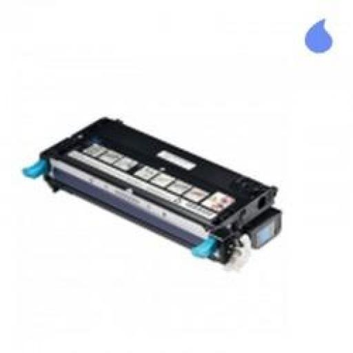 DELL 3130C TONER GENERICO DELL CYAN ( 593-10290 ) 8000 PAG.