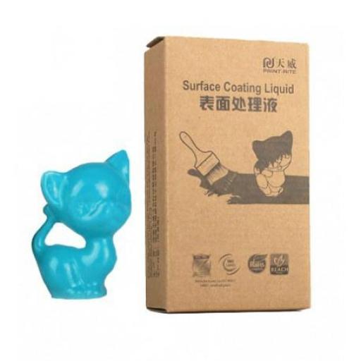Recubrimiento para objetos impresos en 3D. Color A