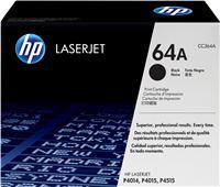 TONER NEGRO HP Nº64A PARA LASERJET P4015/P4014/P4515