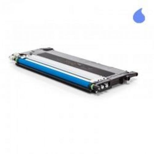 HP W2071A / 117A TONER GENERICO HP CYAN 700 PAG. con chip