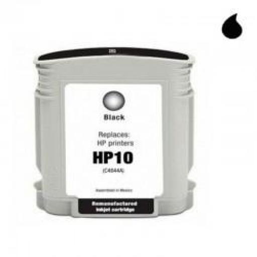 C4844AE CARTUCHO GENERICO HP NEGRO (N 10BK) 69 ML