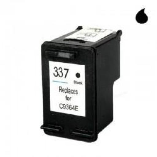 C9364E CARTUCHO RECICLADO COMPATIBLE CON HP NEGRO (N 337) 16 ML
