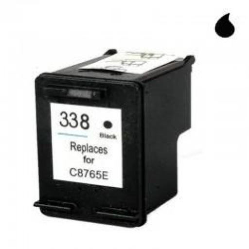 C8765EE CARTUCHO RECICLADO HP NEGRO (N 338) 16 ML