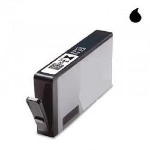 CN684E CARTUCHO GENERICO COMPATIBLE CON HP NEGRO (N 364XLBK) 750 PAG.