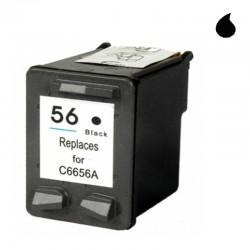 C6656A CARTUCHO RECICLADO COMPATIBLE CON HP NEGRO (N 56) 25ML