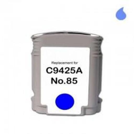 C9425A CARTUCHO GENERICO HP CYAN (N 85C) 28 ML