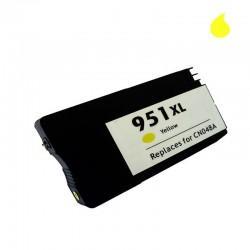 CN048AE CARTUCHO COMPATIBLE CON HP AMARILLO GENERICO (N 951XLY) 30 ML