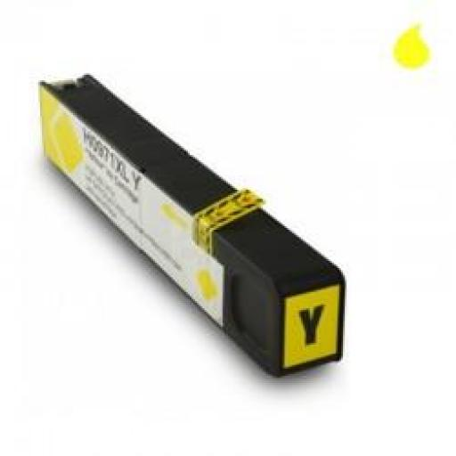 CN628AE CARTUCHO GENERICO HP AMARILLO (N 971Y) 120ML NEW CHIP