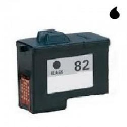 18L0032 CARTUCHO RECICLADO LEXMARK NEGRO (N 82) 25 ML