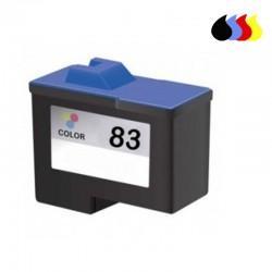 18L0042 CARTUCHO RECICLADO LEXMARK COLOR (N 83) 3X6 ML
