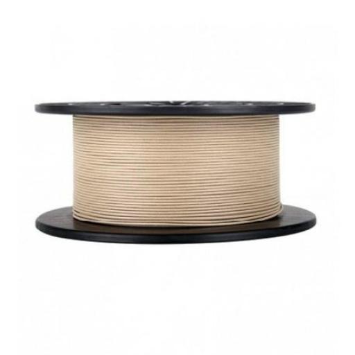 Filamento Wood-PLA 1.75mm 1 Kg Madera. Calidad GOL