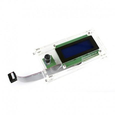 3D-Panel LCD DIY/Compact